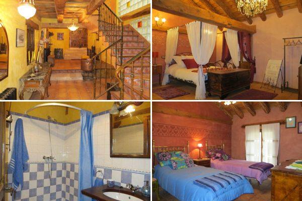 La nueva casa vieja casa rural en cabezuela - Casa rural casavieja ...