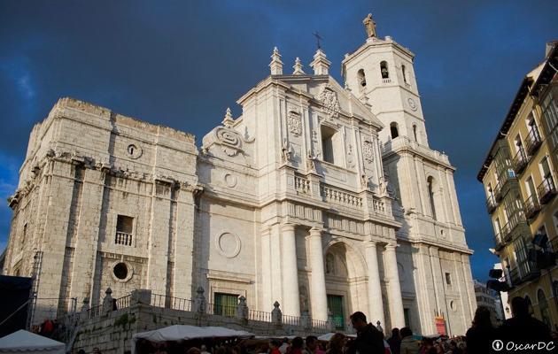 Resultado de imagen de catedral de valladolid
