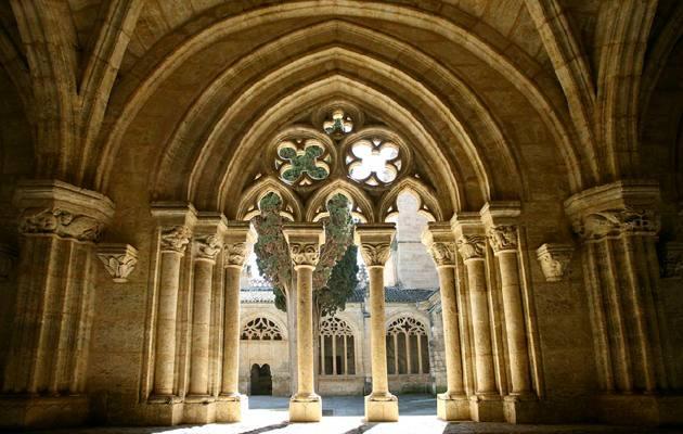 Resultado de imagen de claustro catedral ciudad rodrigo