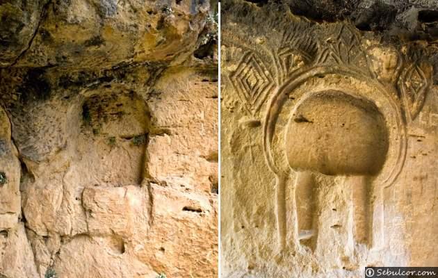 Resultado de imagen de Cueva de los Siete Altares