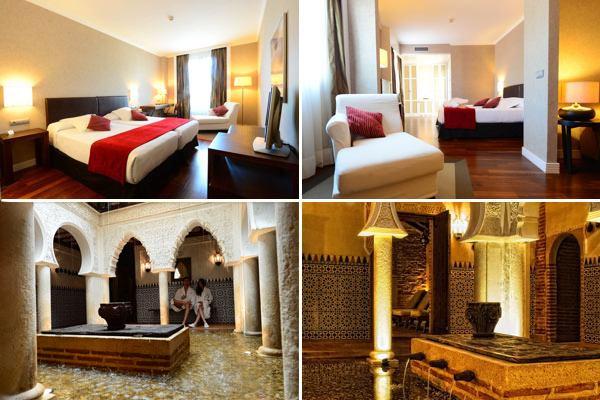 Hotel balneario de olmedo castilla termal - Spa urbano valladolid ...