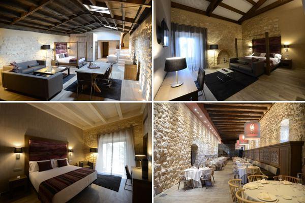 Hotel balneario monasterio de valbuena castilla termal - Spa urbano valladolid ...