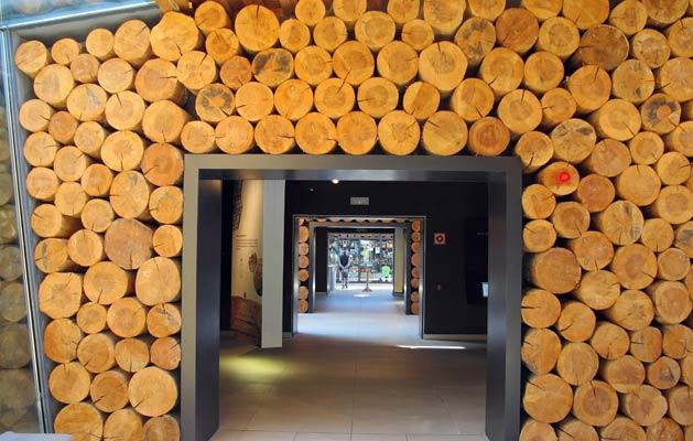 Casa de la madera y comunero de revenga - Casa de la madera ...
