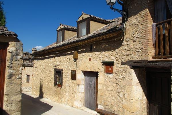 Casa rural maderolum maderuelo - Casa rural riaza ...