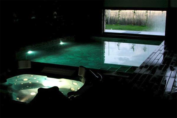 Casa rural con spa kinedomus bienestar aranda de duero - Casa rural en valladolid con piscina climatizada ...