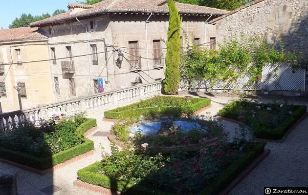 Jardín Botánico De Miranda De Ebro
