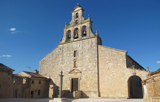 Resultado de imagen de Maderuelo  Iglesia de Santa María