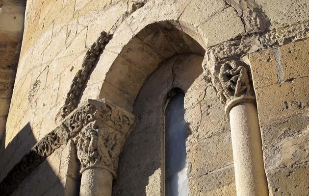 Resultado de imagen de turegano iglesia santiago