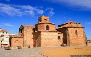 Iglesia de San Miguel - Ágreda