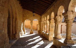 Pórtico románico Iglesia de San Miguel - San Esteban de Gormaz