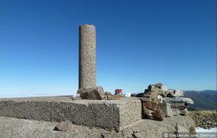 Vértice Geodésico - Pico San Millán
