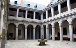 Patio de Armas - Alcázar de Segovia