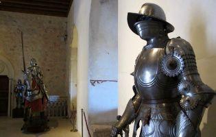 Sala del Palacio Viejo - Alcázar de Segovia