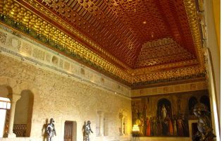 Sala de la Galera - Alcázar de Segovia