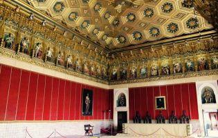 Sala de los Reyes - Alcázar de Segovia