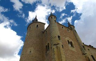 Torre del Homenaje - Alcázar de Segovia