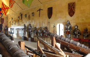 Viajar con niños - Alcázar de Segovia