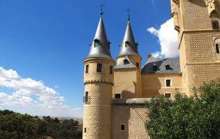 Qué visitar en Segovia - Alcázar de Segovia