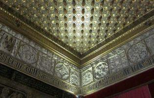 Sala de las Piñas - Alcázar de Segovia