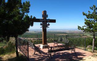 Mirador de la Cruz de Caravaca - Aldeanueva de la Serrezuela