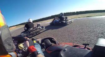 Circuito karts en Burgos