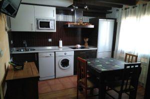Cocina Apartamentos Turísticos Julia - Valdemaluque