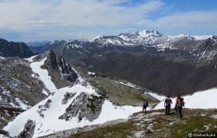 Ascensión al Pico Yordas