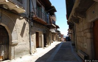Arquitectura popular - Villarejo del Valle
