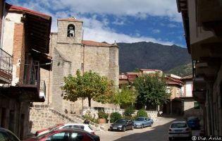 Iglesia de San Bartolomé - Villarejo del Valle