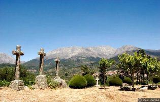 Ermita de San Andrés - San Esteban del Valle