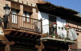 Arquitectura popular - San Esteban del Valle