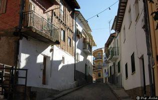 Arquitectura popular - Santa Cruz del Valle