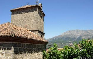 Iglesia de la Exaltación de la Santa Cruz - Santa Cruz del Valle