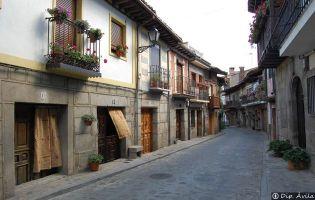 Arquitectura popular - Cuevas del Valle