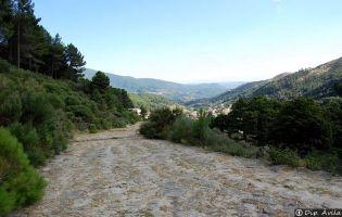 Calzada Romana - Cuevas del Valle