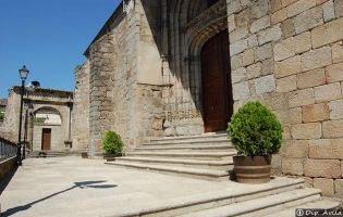 Iglesia de San Juan Bautista - Mombeltrán