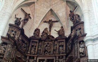 Retablo Monasterio Santa Clara - Briviesca