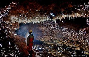 Cuevas de Fuentemolinos - Belorado