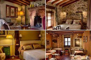Casa rural con sauna - El corral de Perorrubio