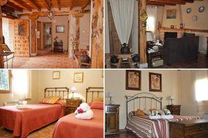 Casa rural en Riaza y Duratón - Segovia