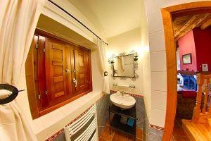 Baño - Casa rural La Plazuela