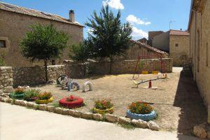 Parque Infantil - Casa rural La Plazuela