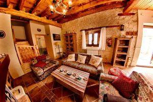 Salón - Casa rural La Plazuela