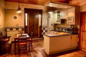 Cocina - Casa rural La Plazuela