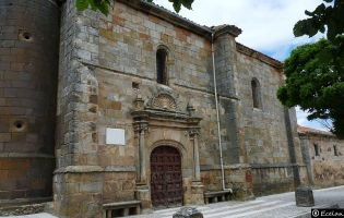 Iglesia de San Juan Bautista - Ábejar