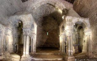 Igesia Monasterio de San Juan de Duero - Soria