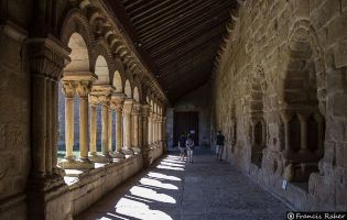 Claustro Concatedral de San Pedro - Soria