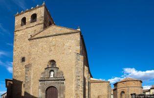 Iglesia de San Juan Bautista - Ágreda
