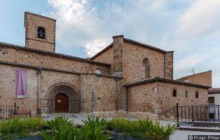 Iglesia de Nuestra Señora de la Peña - Ágreda