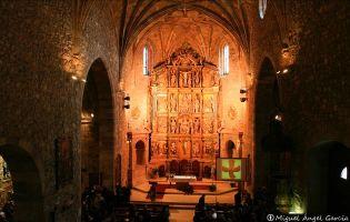 Retablo Santa María la Mayor - Ólvega